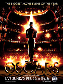 81st Academy Awards Poster